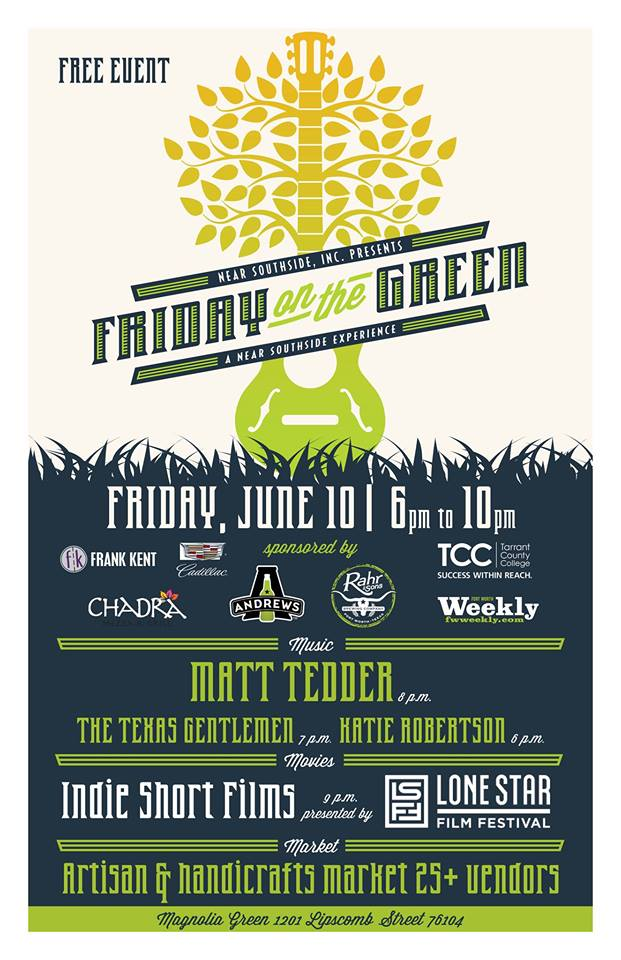 Friday on the Green