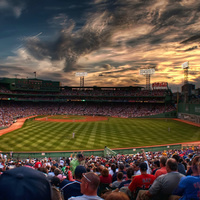 Alumni Night at the Red Sox