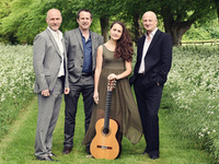 CCS Presents the VIDA Guitar Quartet