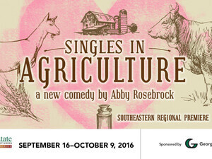Singles in Agriculture by Abby Rosebrock
