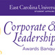 2017 Student Affairs Corporate & Leadership Awards Banquet