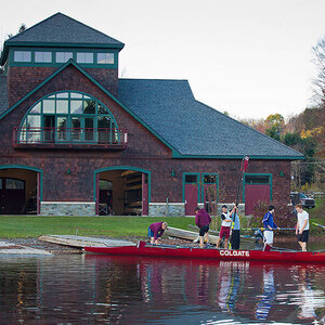 Rowing Team Parents Breakfast at the Boathouse