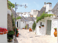 Italy: Puglia and Matera—Their History, Art, Architecture, and Cuisine, with Jeffrey Blanchard