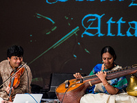 """CU Music/South Asia Program/SPICMACAY present """"Strings Attached"""""""