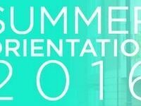 Summer Orientation 2016 - Check-In, Service Fair, & Welcome Session
