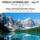World Listening Day - Sounds: Lost & Found