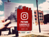 Picture Louisville Vintage Photo Scavenger Hunt