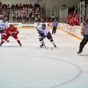 Men's Ice Hockey vs  Maine (Family Weekend)