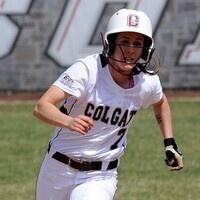 Colgate University Softball vs  Monmouth