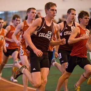 Colgate University Men's Track at  Patriot League Championship