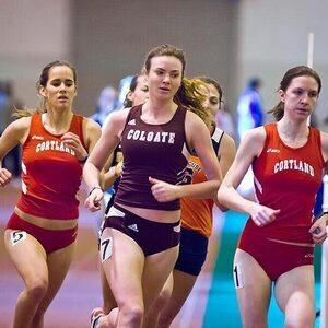 Colgate University Women's Track vs  Patriot League Championship