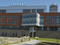 Grand Opening: Richard E. Beaupre Center for Chemical and Forensic Sciences
