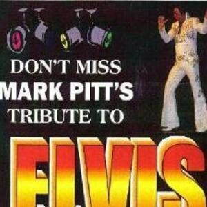 Mark Pitt's Tribute To Elvis