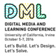 Digital Media and Learning Conference