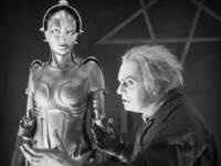 Metropolis (with live accompaniment by the Alloy Orchestra!)