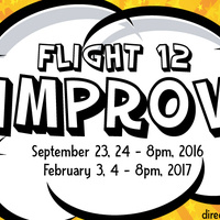 Flight 12 Improv Comedy