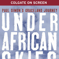 Friday Night Film Series - Under African Skies