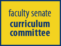 Deadline to Submit Proposals to the Curriculum Committee