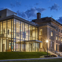 Art After Dark: Student Opening of the New McMullen Museum of Art at 2101 Comm. Ave.