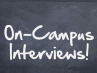 On-Campus Interviews: Halliburton