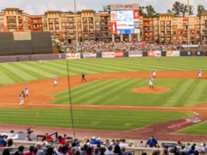 Gwinnett Braves vs Pawtucket Red Sox