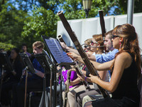 Founder's Day Concert in the Park