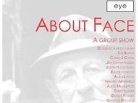 Two Group Shows, About Face & Small Mercies at the eye Gallery on the Commons