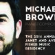 The 2016 Annual Janet and Avery Fisher Music Residency:  Michael Brown, pianist-composer