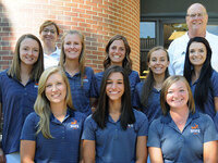Women's Golf hosts MIAA Jamboree (Ravines GC)