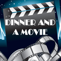 Dinner and a Movie on the Lawn