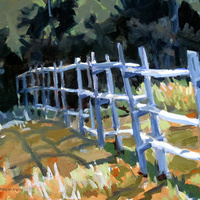 The Residency Experience: Paintings by Philip Koch from the Burchfield Residency