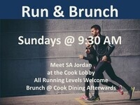 Run & Brunch with SA Jordan