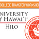 Transferring to UH Hilo?