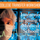 Interested in going to Medical School?