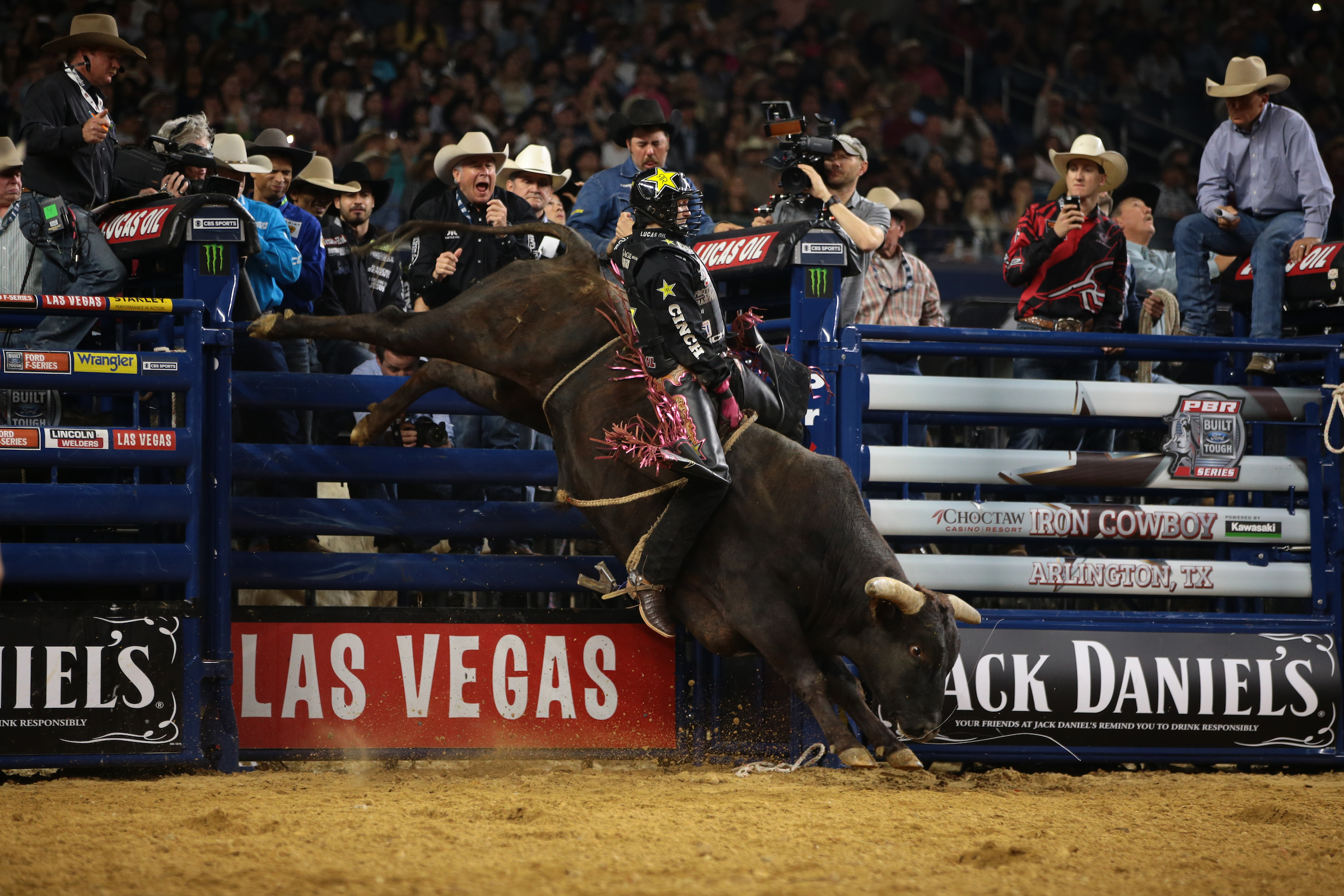 PBR's Iron Cowboy returns to AT&T Stadium