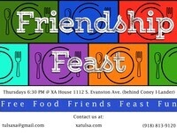 Chi Alpha Friendship Feast