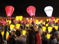 Light the Night for LLS