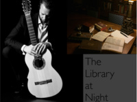 Peak FreQuency Presents: The Library at Night