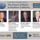 Water UCI Panel - Local Managers Discuss: The Future of Water in Southern California