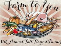 Farm to You - 11th Annual Fall Harvest Dinner