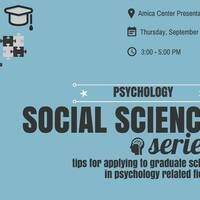 Psychology Social Science Series