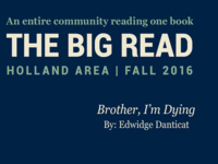 Event image for Big Read Kick-Off