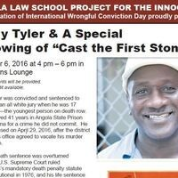 """Gary Tyler, """"Cast the First Stone"""""""