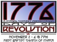1776: Days of Revolution