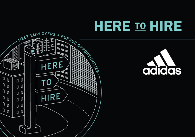 Here to Hire: Adidas
