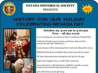 Nevada Day Celebration: History for Our Holiday
