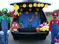 Trunk or Treat @ Mr. Ed's