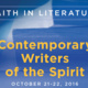 Faith in Literature: A Festival of Contemporary Writers of the Spirit