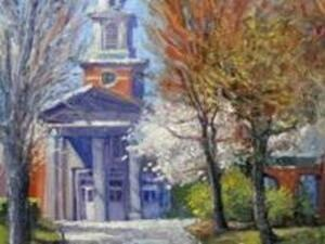 Plein Air & A Bit Beyond Art Exhibit