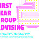 First Year Group Advising